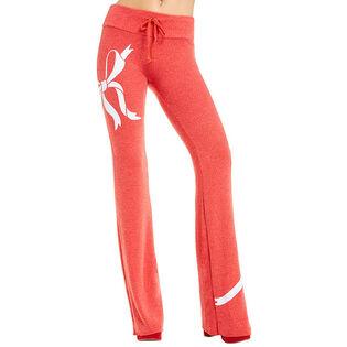 Pantalon de tennis à motif de boucle cadeau pour femmes