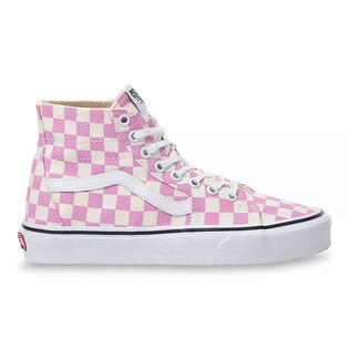 Women's Checkerboard Sk8-Hi Tapered Shoe