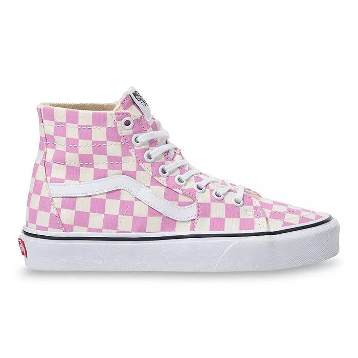 Women's Checkerboard Sk8-Hi Tapered Shoe