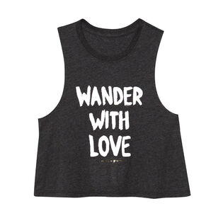Women's SG X Cleobella Wander With Love Crop Tank Top