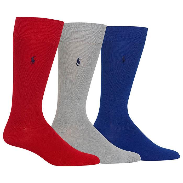 Chaussettes habillées Supersoft pour hommes (paquet de 3)