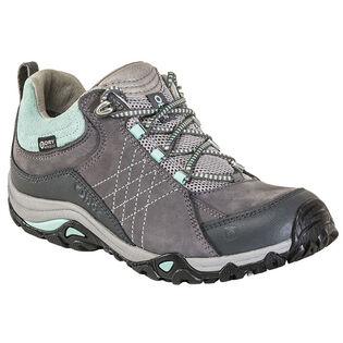 Women's Sapphire Low Waterproof Shoe