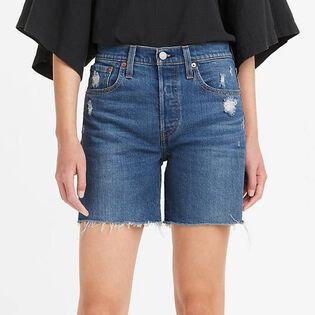 Short mi-cuisse 501® pour femmes
