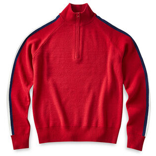 Men's Ski Quarter-Zip Sweater