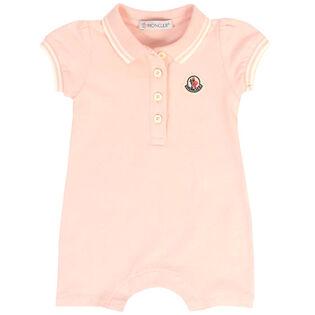 Barboteuse en tricot piqué pour bébés filles [0-12M]