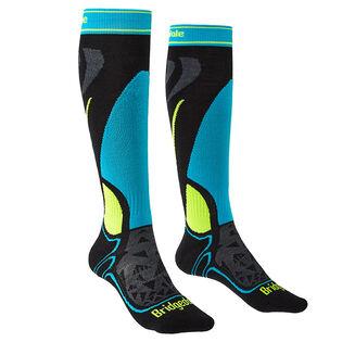 Chaussettes de ski longues Racer pour juniors [13-6]