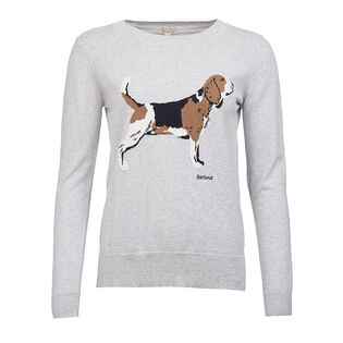 Women's Saddle Sweater