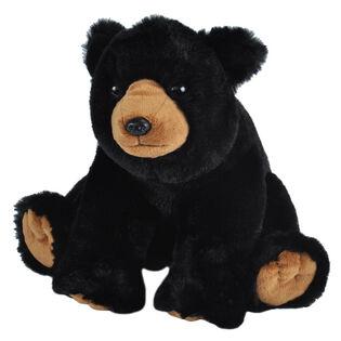 Black Bear Stuffed Animal
