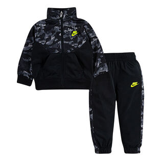 Boys' [2-4T] Camo Tricot Two-Piece Tracksuit