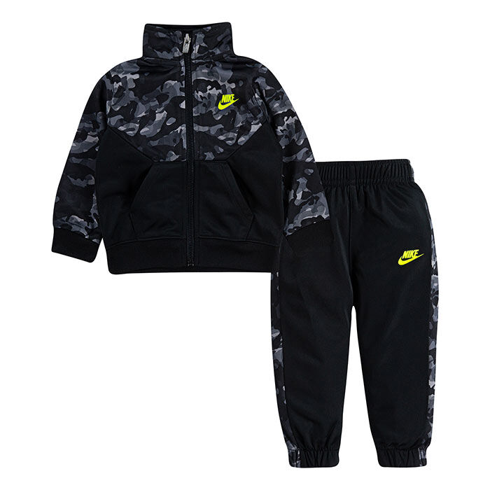 Baby Boys' [12-24M] Camo Tricot Two-Piece Tracksuit