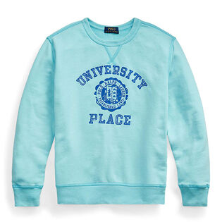 Junior Boys' [8-20] Cotton French Terry Sweatshirt