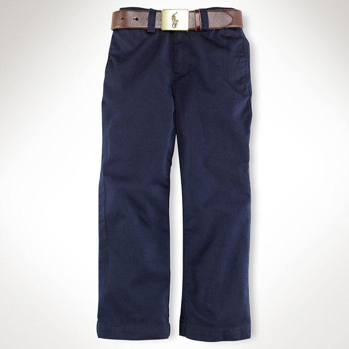 Pantalon Suffield pour garçons [2T-4T]