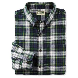 Men's Scotch Plaid Flannel Shirt