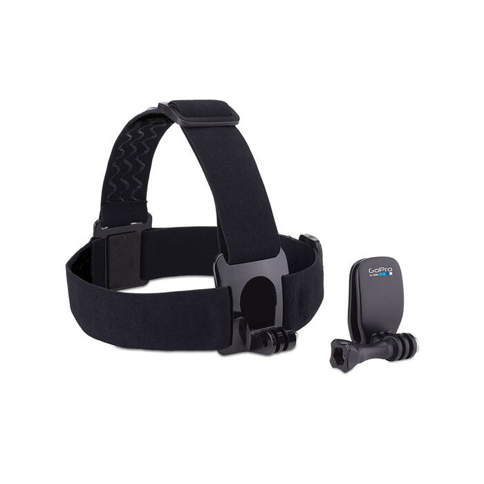 Head Strap With QuickCLip Mount