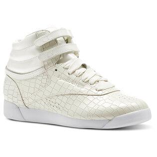 Women's Classic Freestyle Hi Crackle Sneaker