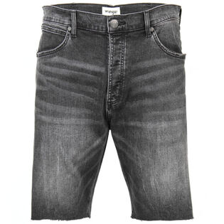 Men's Five-Pocket Cut-Off Denim Short