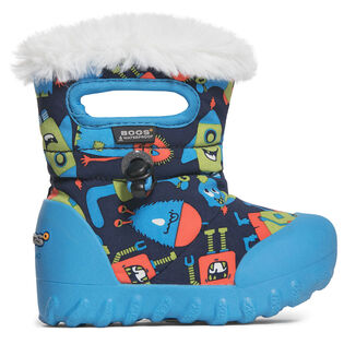 Kids' [9-12] B-Moc Monsters Insulated Boot