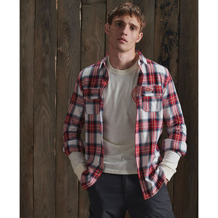 Chemise Classic Lumberjack pour hommes