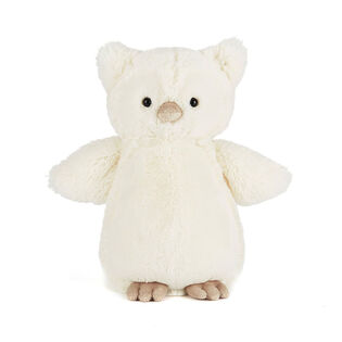 Bashful Owl Plush Toy