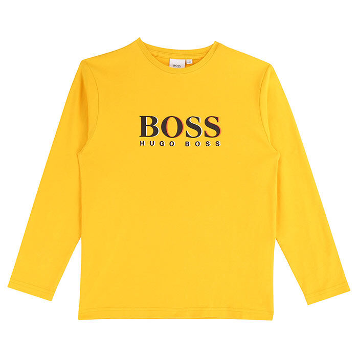 Junior Boys' [4-16] Classic Logo T-Shirt