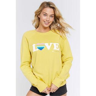 Women's Love Classic Crew Sweatshirt