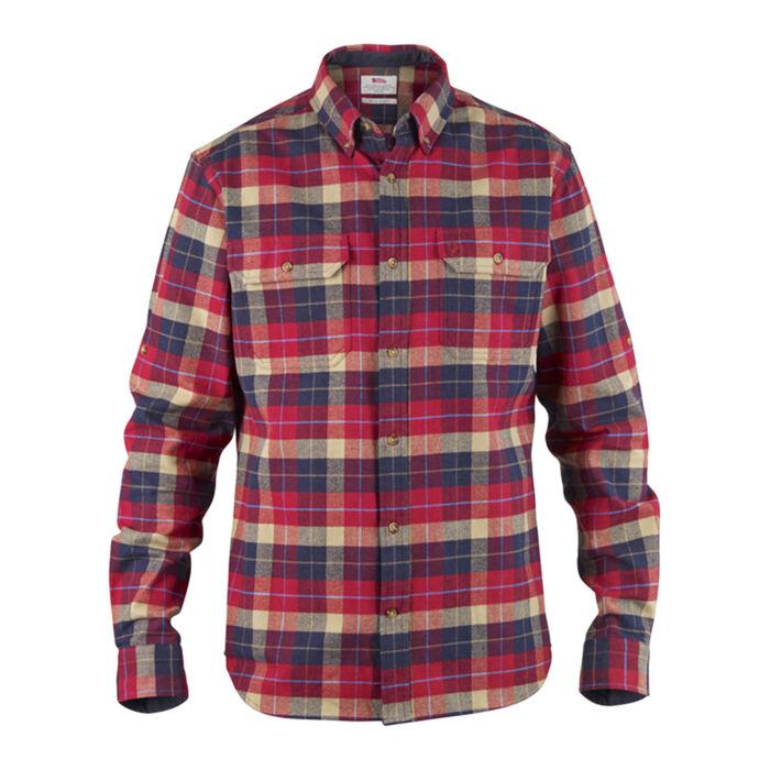 Men's Sarek Heavy Flannel Shirt