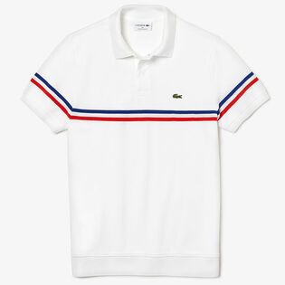 Polo piqué Made in France pour hommes