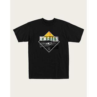 Junior Boys' [7-20] Black Pool T-Shirt