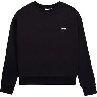 Junior Boys' [4-16] Logo Crew Sweatshirt