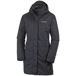 Manteau long modulable Salcantay™ pour femmes