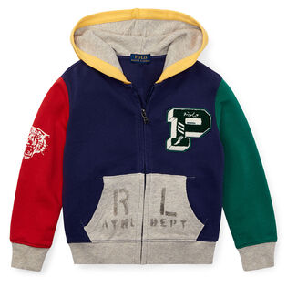 Boys' [2-4] Cotton French Terry Hoodie