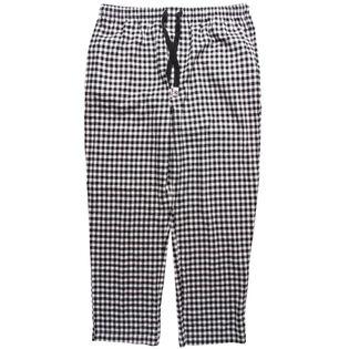 Men's Check Flannel Pant