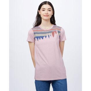 Women's Retro Juniper Classic T-Shirt