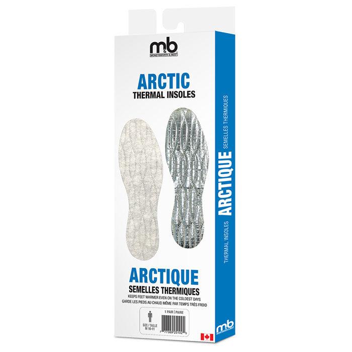 Semelles thermiques Arctique (10-11F | 8-9H)