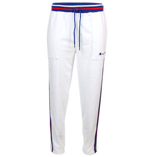 Men's Terry Warm Up Pant