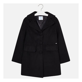 Junior Girls' [8-14] Cloth Coat