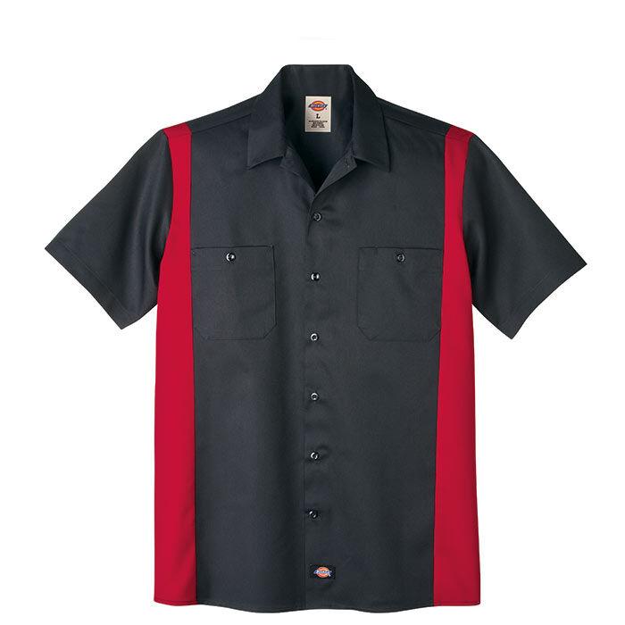 Men's Two-Tone Work Shirt
