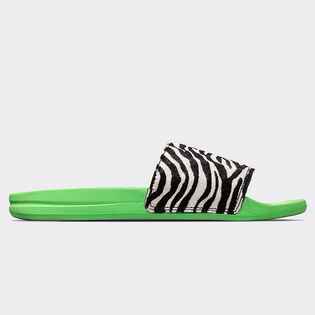 Women's Iconic Calf Hair Slide Sandal