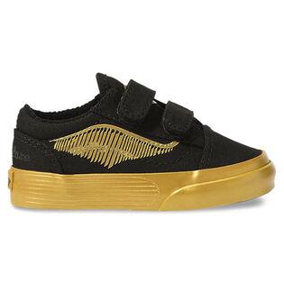 Babies' [6-10] Golden Snitch Old Skool V Sneaker
