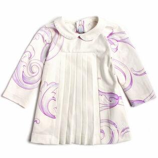 Baby Girls' [3-12M] Scroll Dress