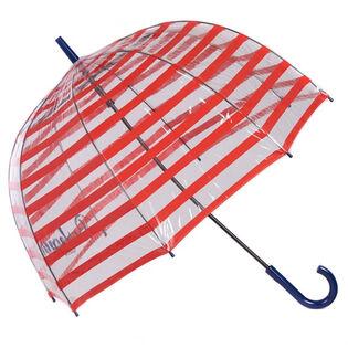 Stripe Bubble Umbrella