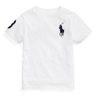 Boys' [5-7] Big Pony Cotton Jersey T-Shirt