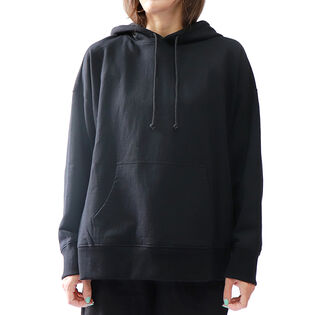 Women's Solid Pullover Hoodie