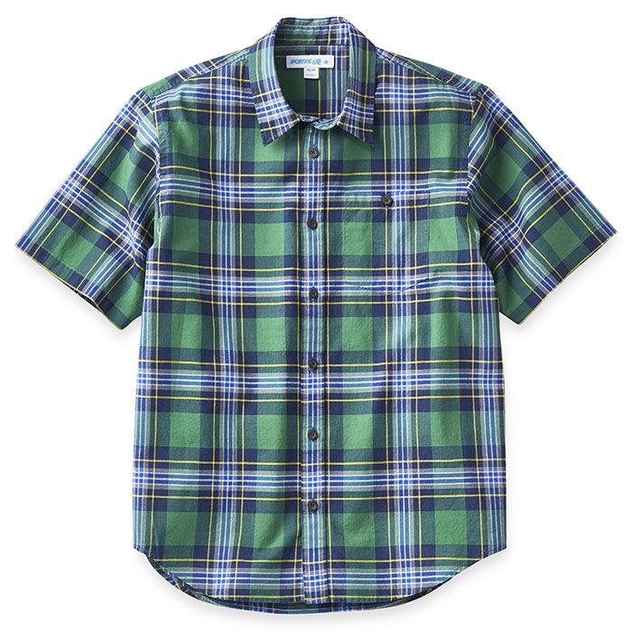 Men's Outdoor Check Shirt