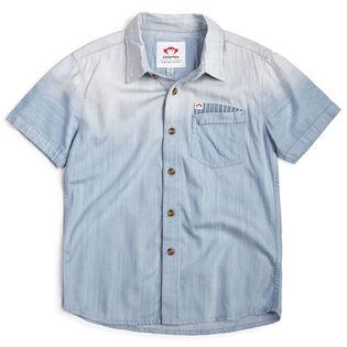 Junior Boys' [8-12] Mossman Shirt