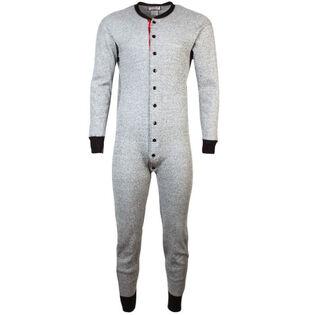 Men's Waffle Union Suit