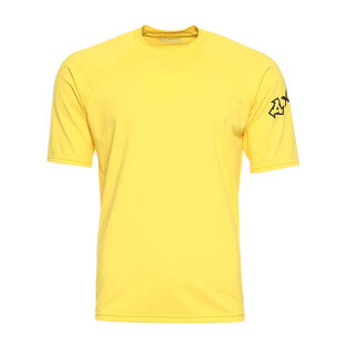 Men's Signature Ventx Short Sleeve Rashguard