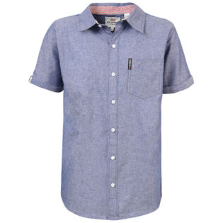 Junior Boys' [8-16] Chambray Shirt
