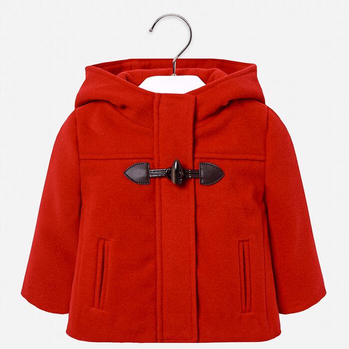 Manteau matelassé pour bébés filles [12-36M]