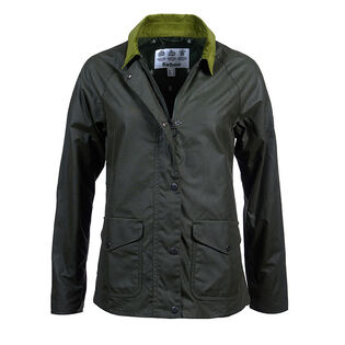 Women's Clifftop Waxed Jacket